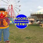 Ernie komt naar Noord-Scharwoude kermis!